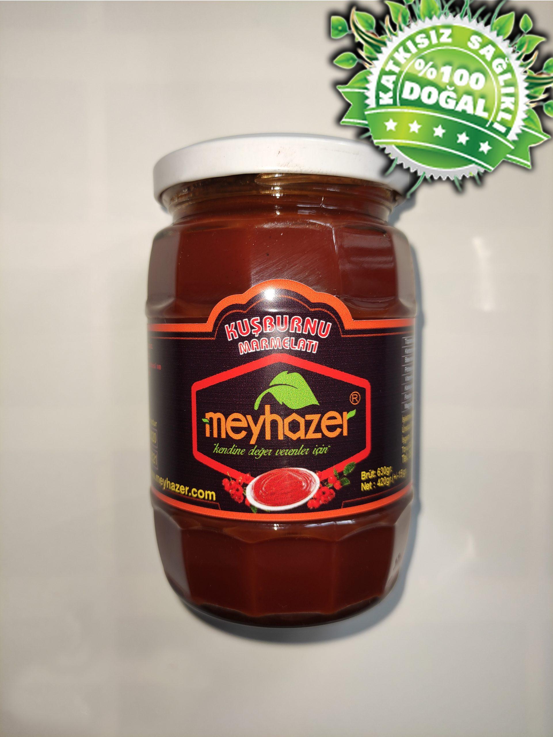 Kuşburnu Marmelatı 420 gr.